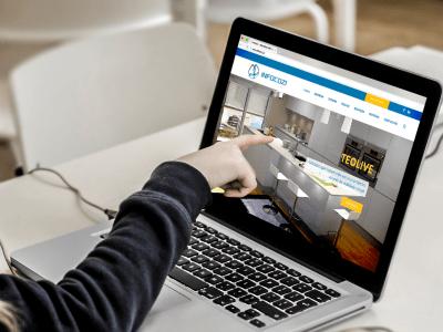 Infocozi lança novo website