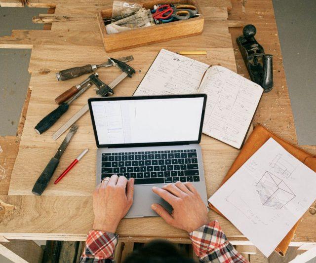 Digitalização e produção em rede nas Carpintarias